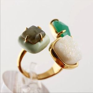 NWOT Alexis Bittar Stone Ring